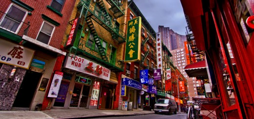 Chinatown_by_AdoAnto
