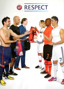 UEFA-Respect-2013-Campaign